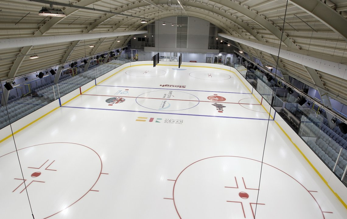 Investments Slough Ice Arena 4